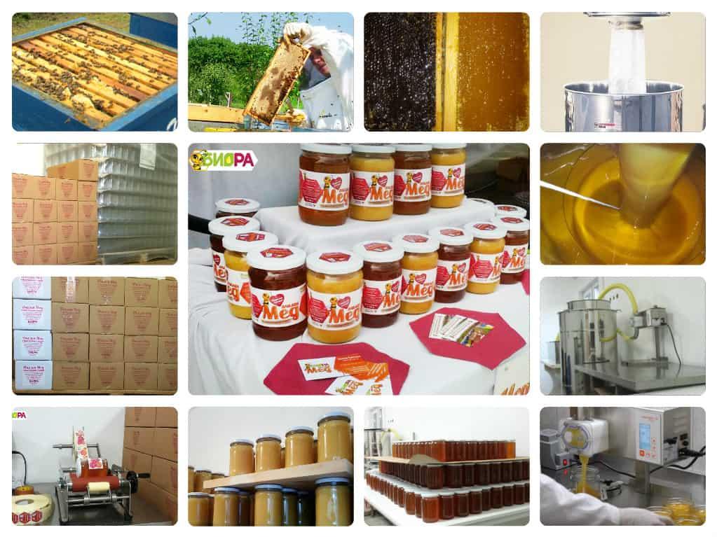 Biora, Биора - производител на натурален пчелен мед, пчелин до Природен Парк Русенски Лом, натурален мед, захаросан мед, течен мед, истински мед, Две могили